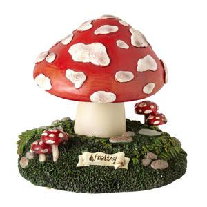 Sprookjesbos paddenstoel muziekdoosje