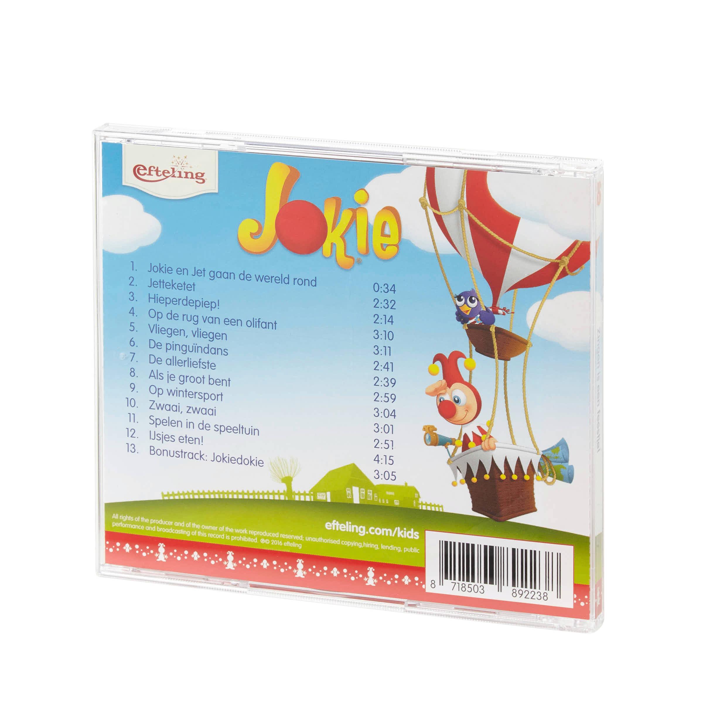 Efteling Jokie (CD) | wehkamp