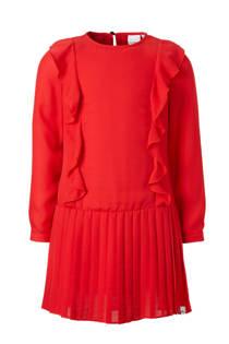 NIK&NIK jurk Beau rood