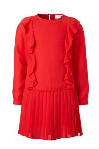 jurk Beau rood