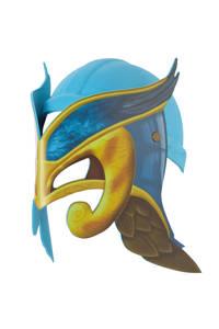 Efteling Raveleijn helm blauw incl. masker Lisa, Blauw