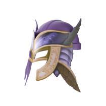Efteling Raveleijn helm paars incl. masker Emma