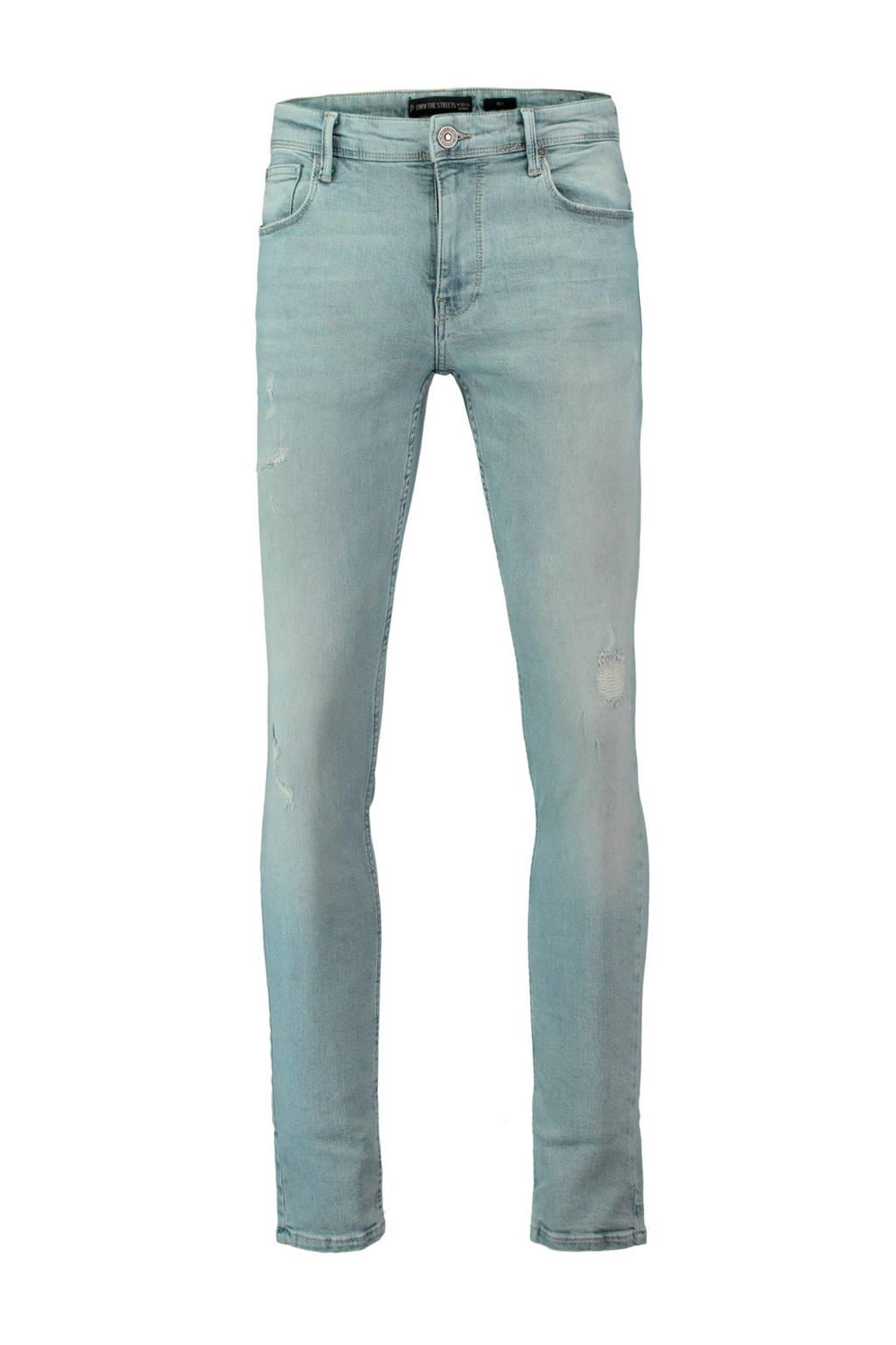 CoolCat skinny jeans, Light denim