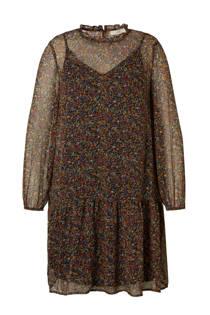 C&A XL Clockhouse jurk met bloemenprint