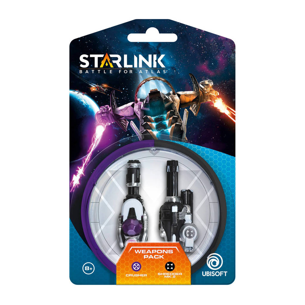 Ubisoft Starlink - Weapon pack (Crusher + Shredder)