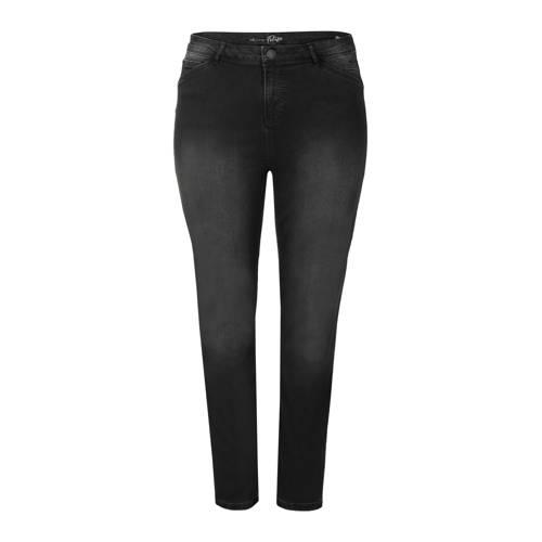 Miss Etam Plus slim fit jeans Felize Flex 32 inch