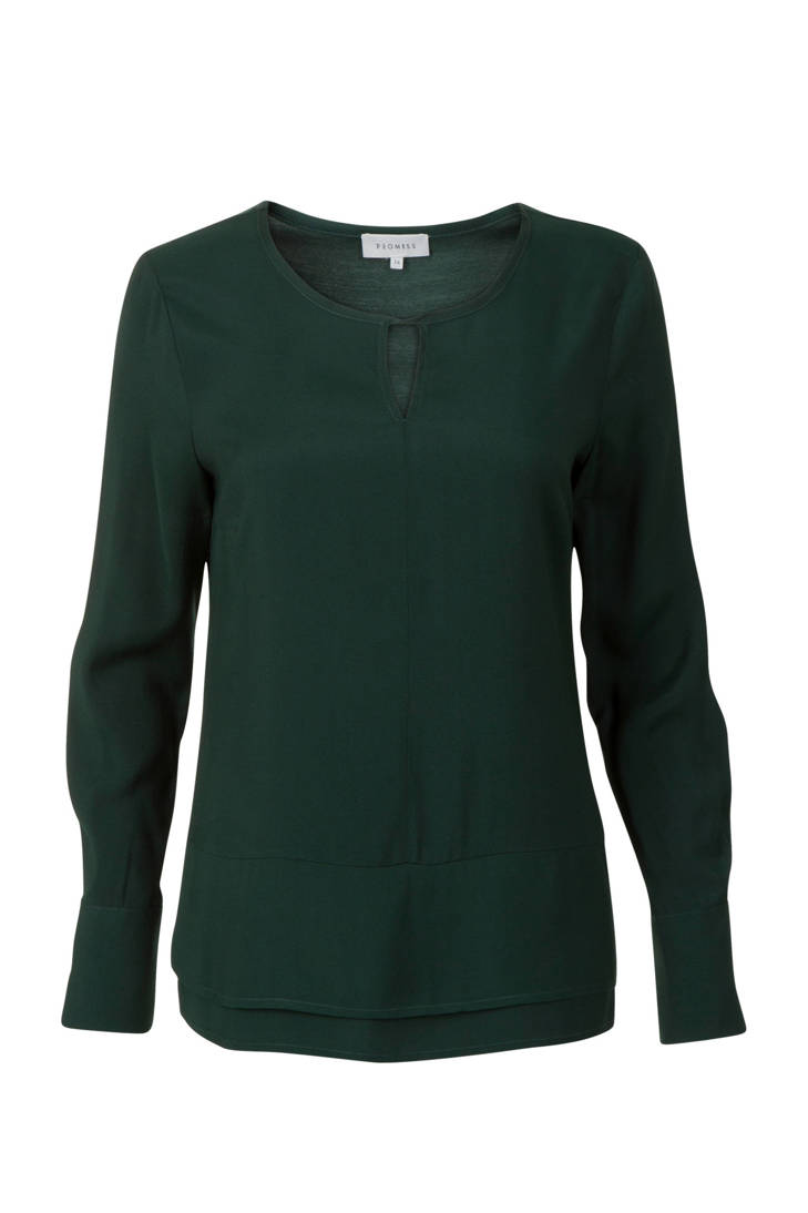Promiss groen Promiss blouse blouse 5zqRHR