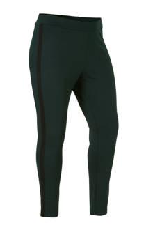 XL Yessica legging donkergroen