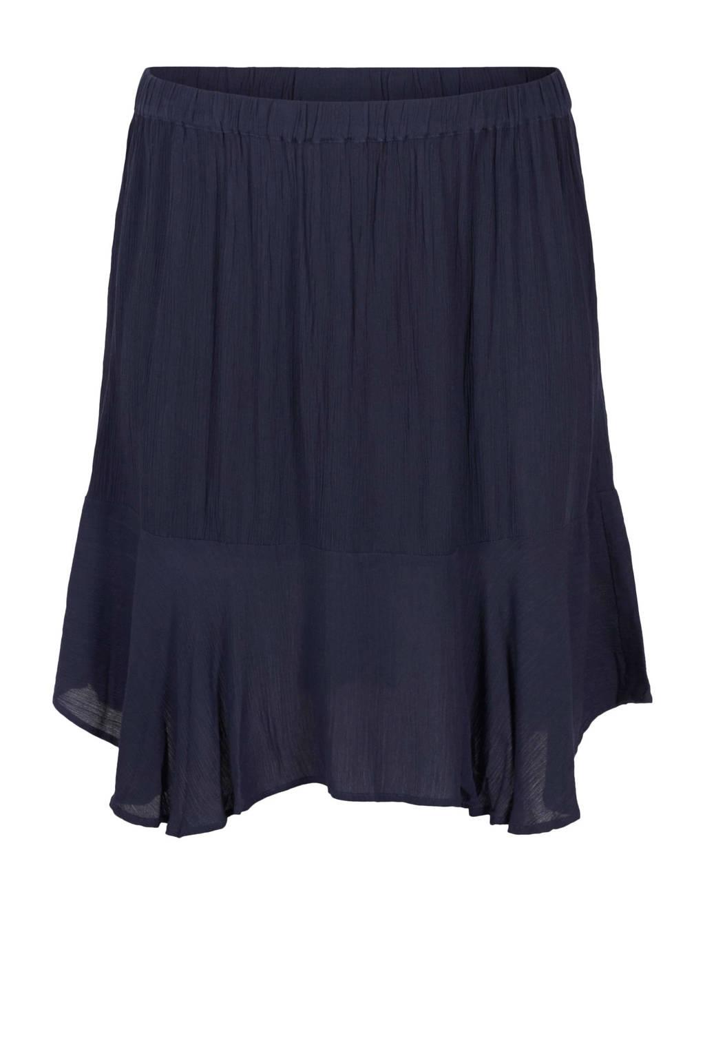 Zizzi rok donkerblauw, Donkerblauw