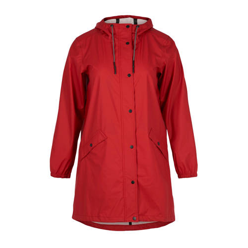 Zizzi regenjas rood kopen