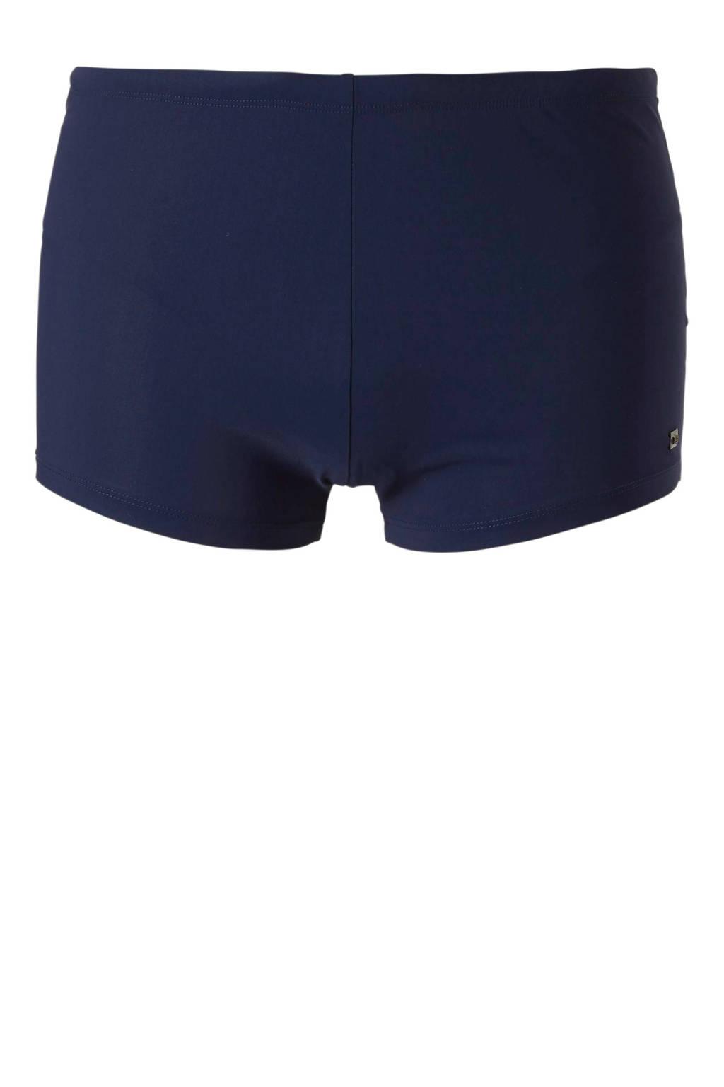 Boss zwemboxer Oyster donkerblauw, Donkerblauw