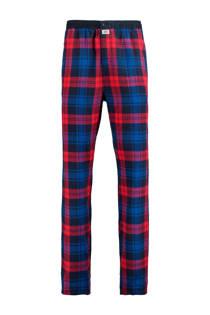 America Todaygeruite pyjamabroek Nathan rood/blauw