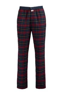 America Todaygeruite pyjamabroek Nathan blauw/rood