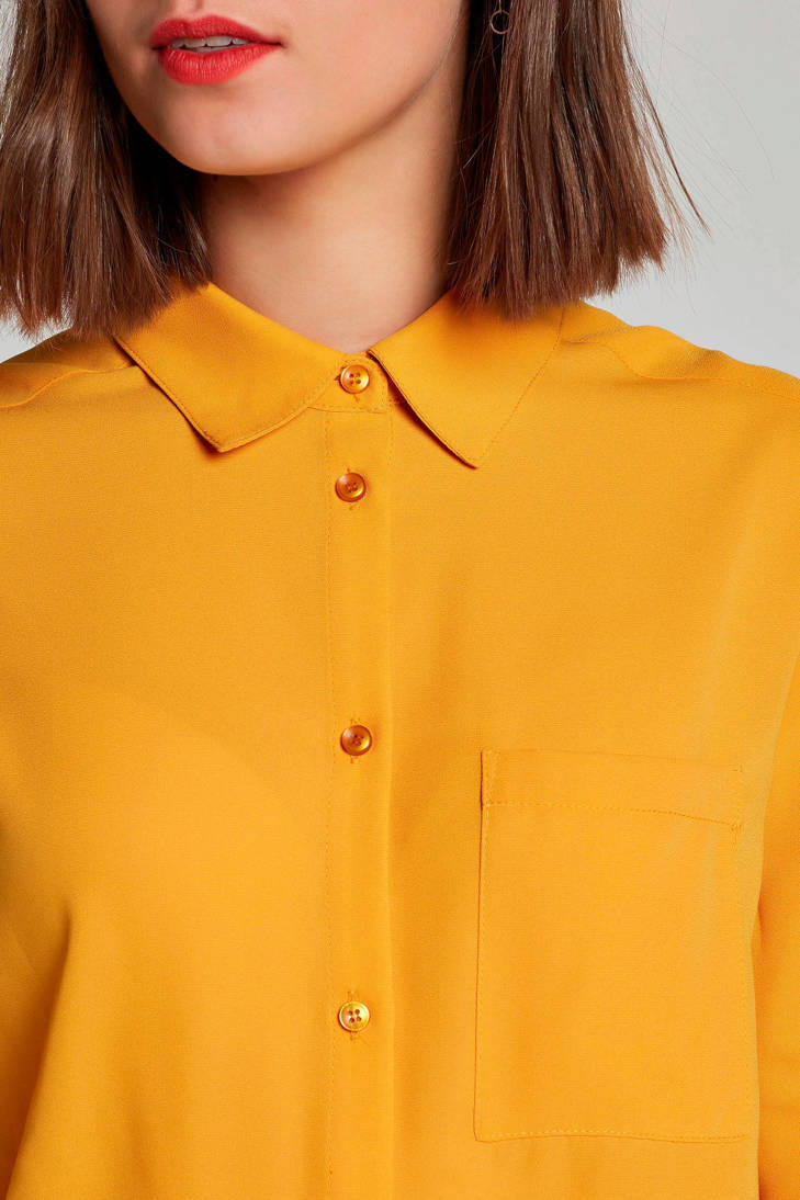 polyester whkmp's Waste2Wear own blouse gerecycled xHnpwqOBT