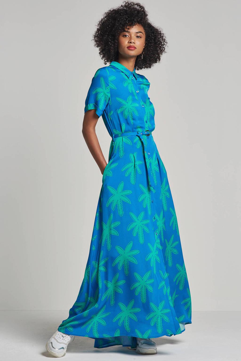 Fabienne Chapot Mia jurk, Blauw