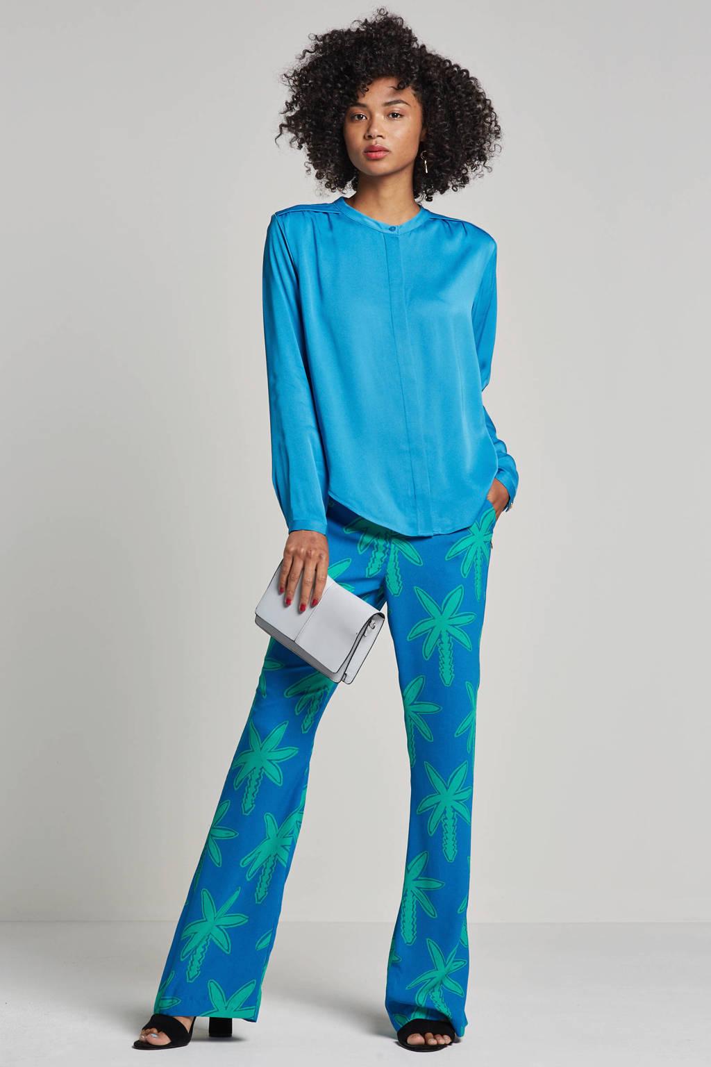 Fabienne Chapot Sunset blouse, Blauw