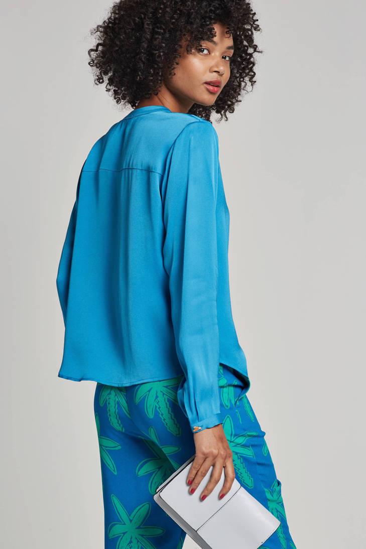 Fabienne Fabienne Sunset Chapot blouse Chapot XF5qw5