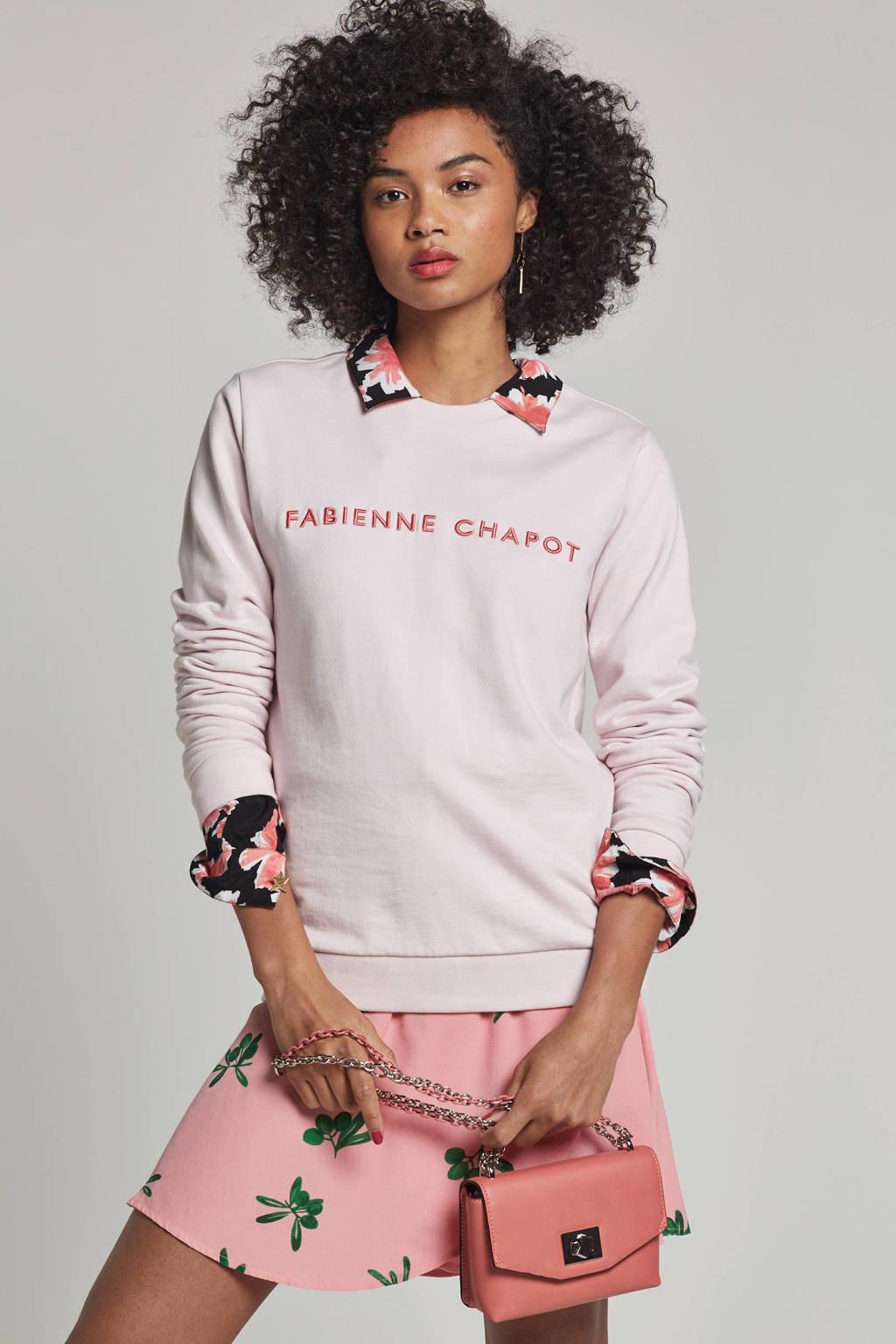 Fabienne Chapot Sophia sweater, Lichtroze