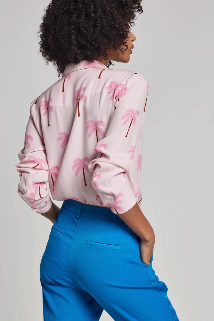 Denise Fabienne blouse over Chapot all met print 757vq