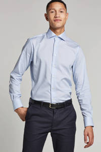 Michaelis overhemd, Blauw
