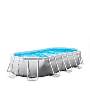 zwembad (503x274 cm) met filterpomp
