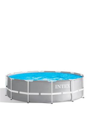 zwembad (Ø366x99 cm) met filterpomp