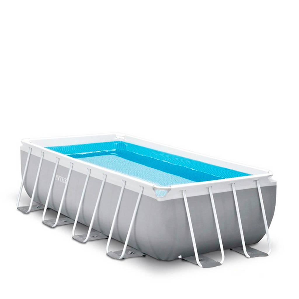 Intex Prism frame zwembad (400x200 cm) met filterpomp