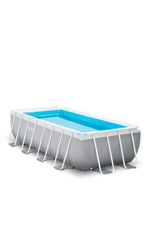 zwembad (400x200 cm) met filterpomp
