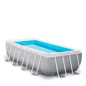 zwembad (488x244 cm) met filterpomp