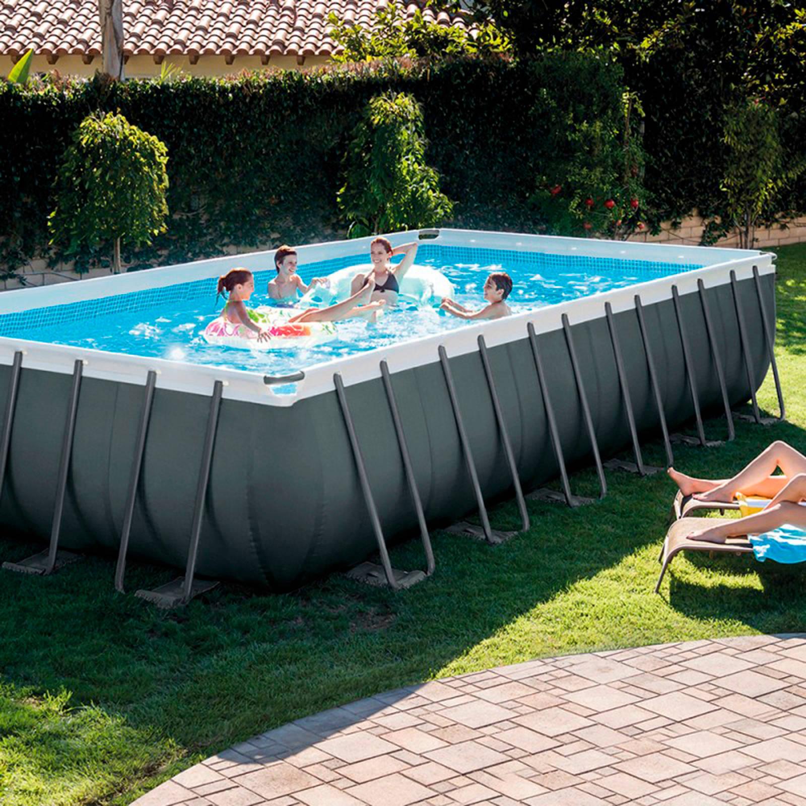 Hook up pool zandfilter