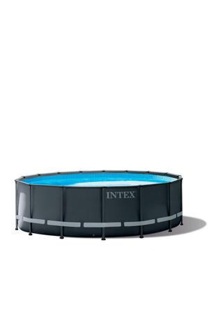 frame zwembad (Ø488x122 cm) met zandfilterpomp