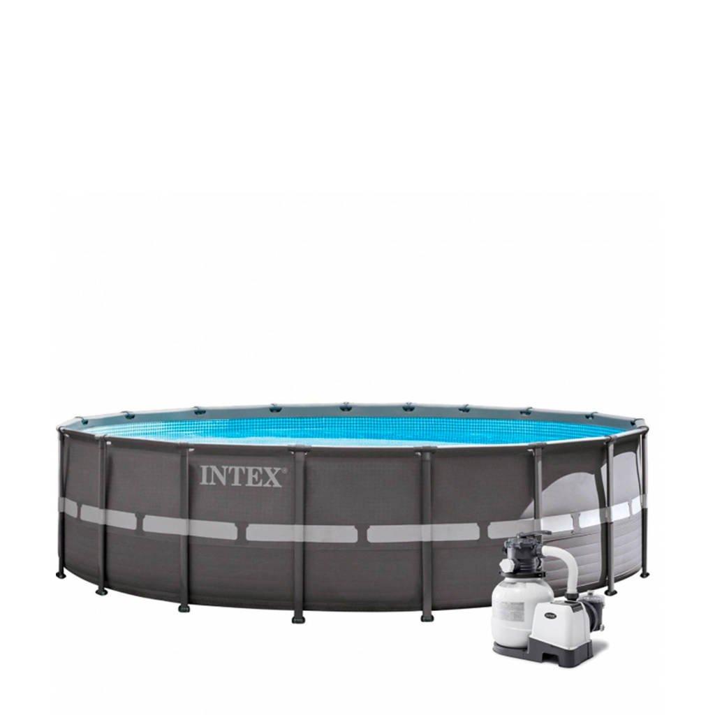Intex Ultra XTR frame zwembad (Ø732x132 cm) met filterpomp