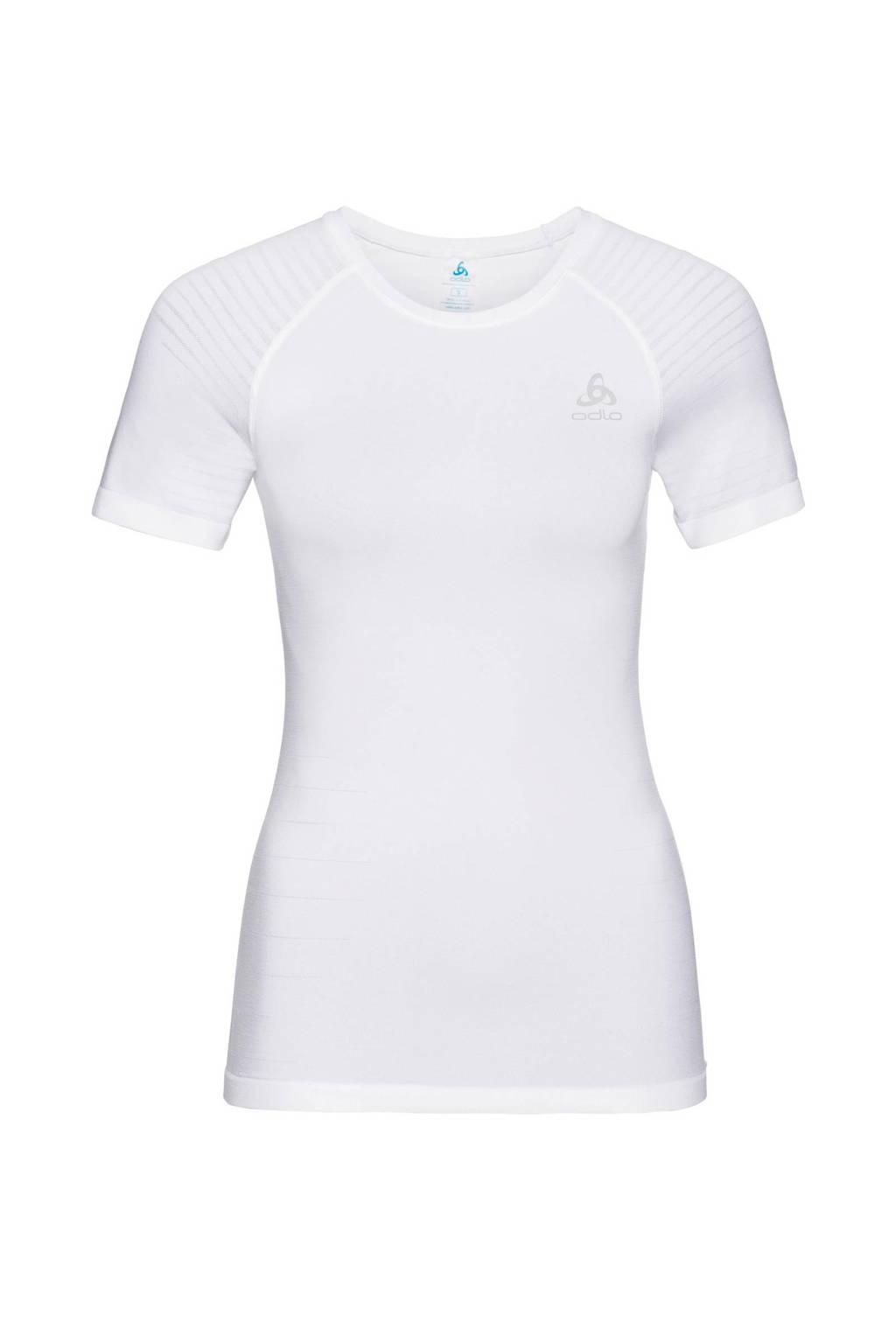 Odlo sport onder T-shirt wit, Wit