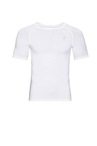 sport onder T-shirt wit
