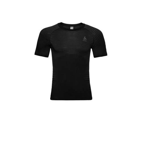 Odlo sport onder T-shirt zwart