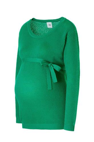 zwangerschapstrui groen
