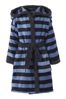 Palomino   badjas met strepen blauw
