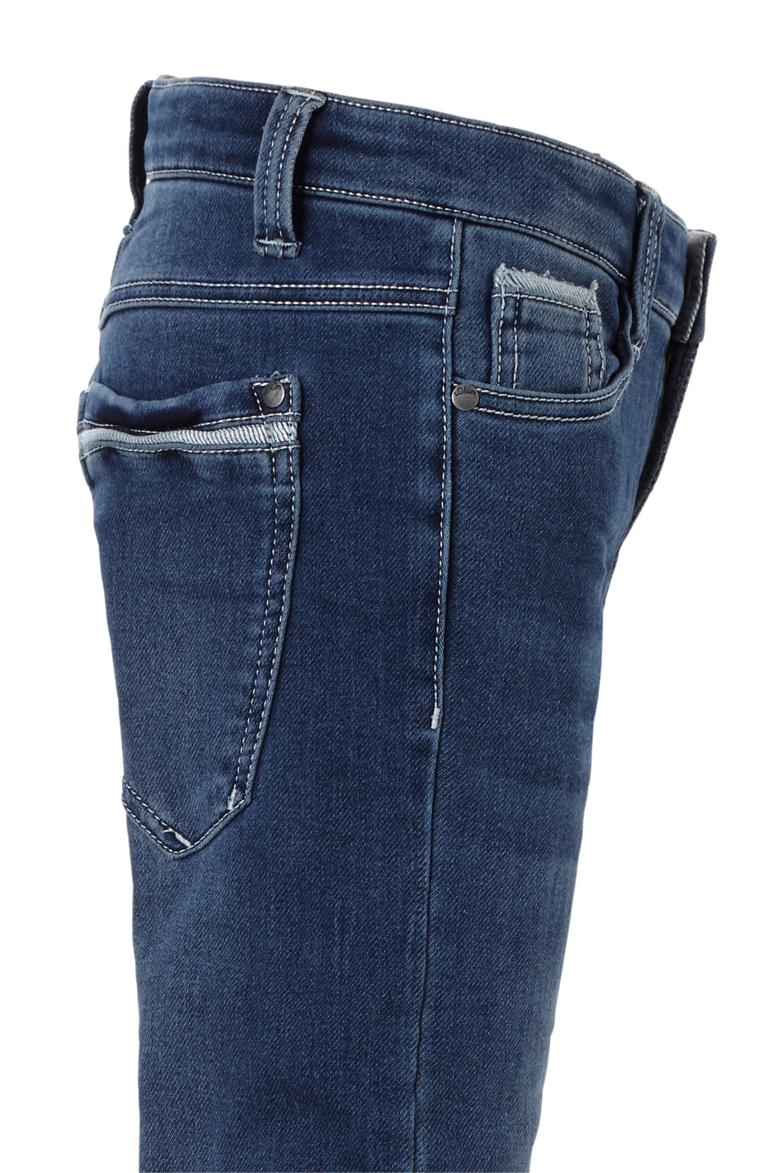 s.Oliver straight fit jeans Pelle   wehkamp
