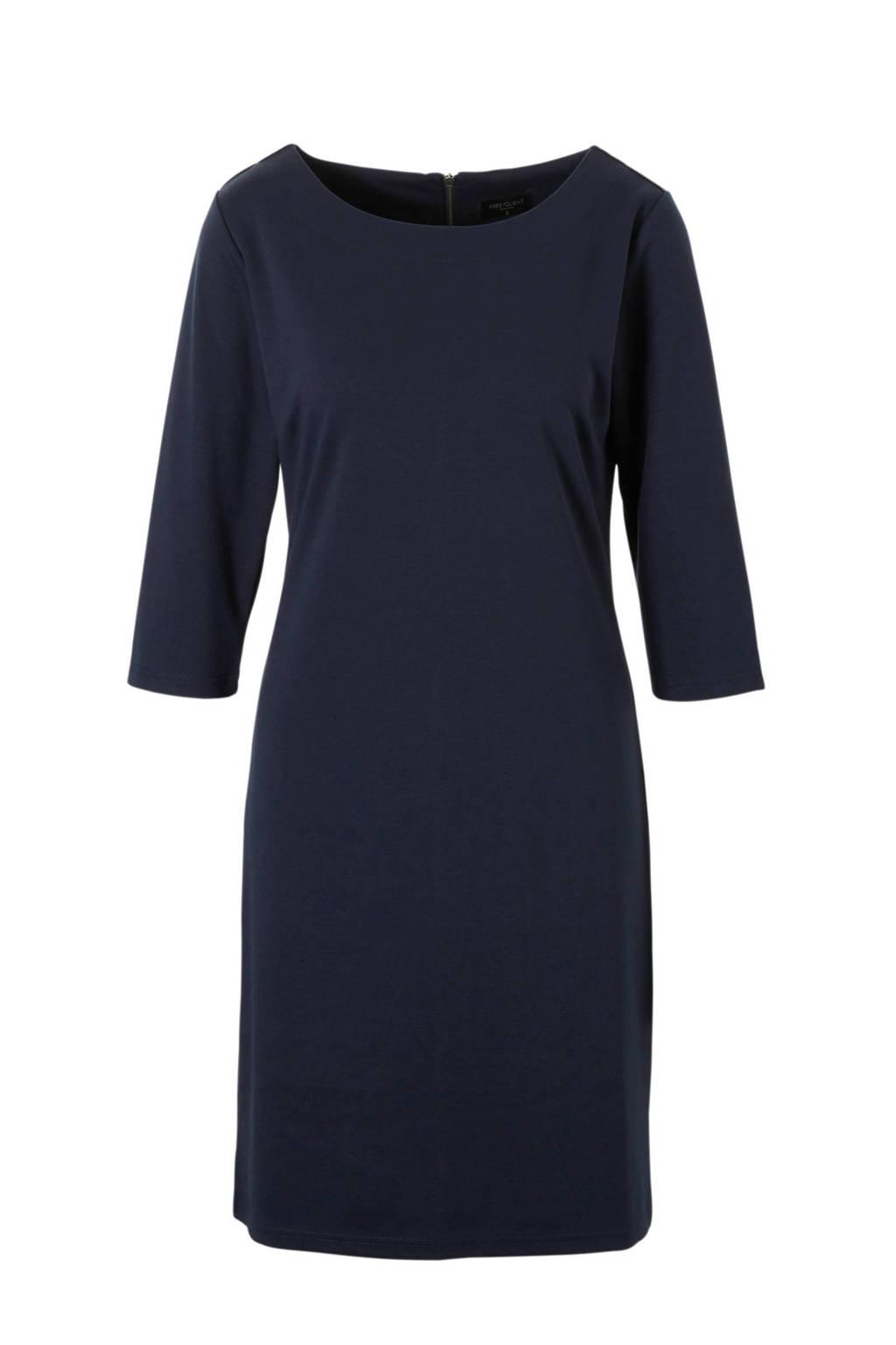 FREEQUENT jurk Dane, Blauw