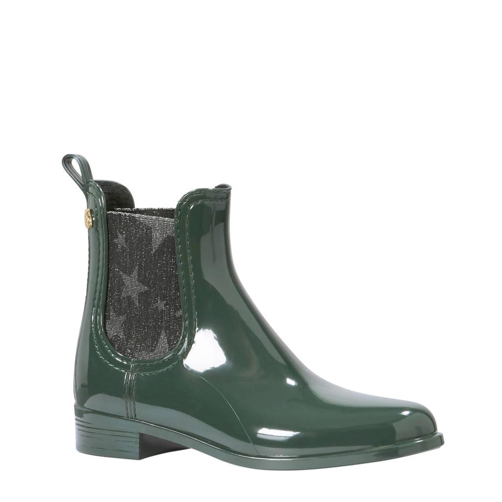 Lemon Jelly chelsea boots groen, Groen