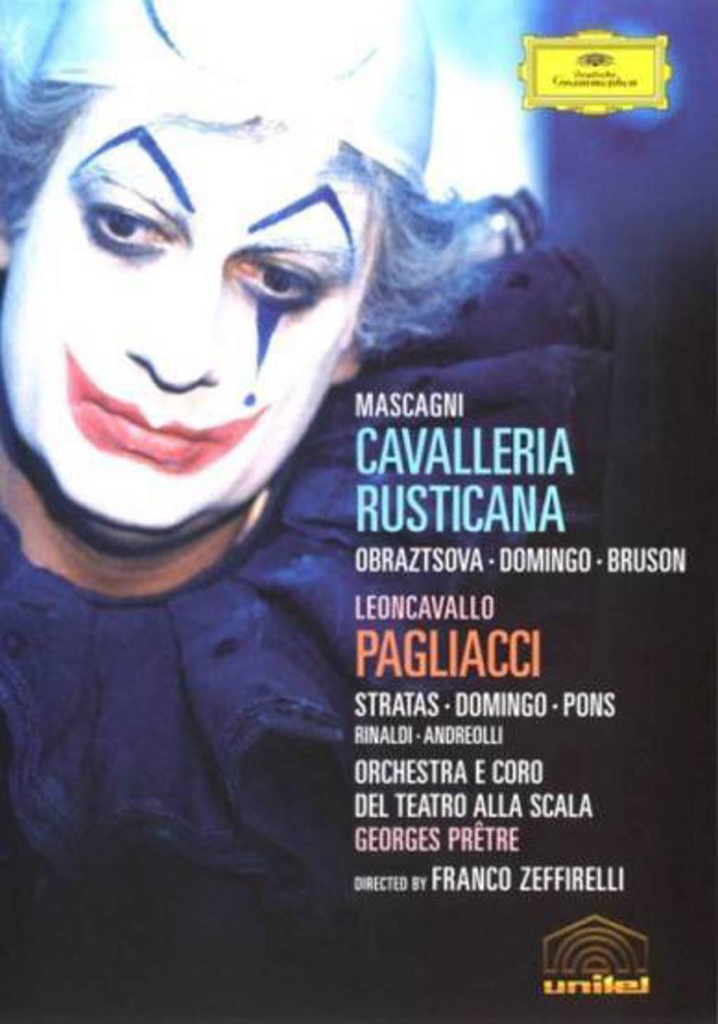 Cavalleria rusticana/Pagliacci (DVD)