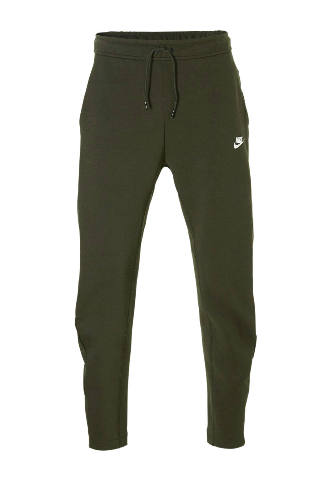 Joggingbroek Baggy Heren.Nike Joggingbroek Kaki Wehkamp
