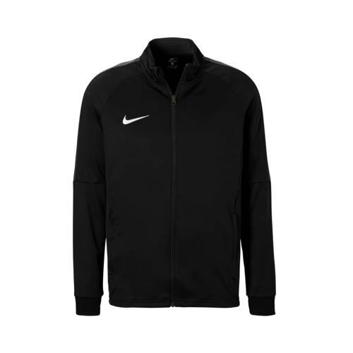 Nike sportvest zwart kopen