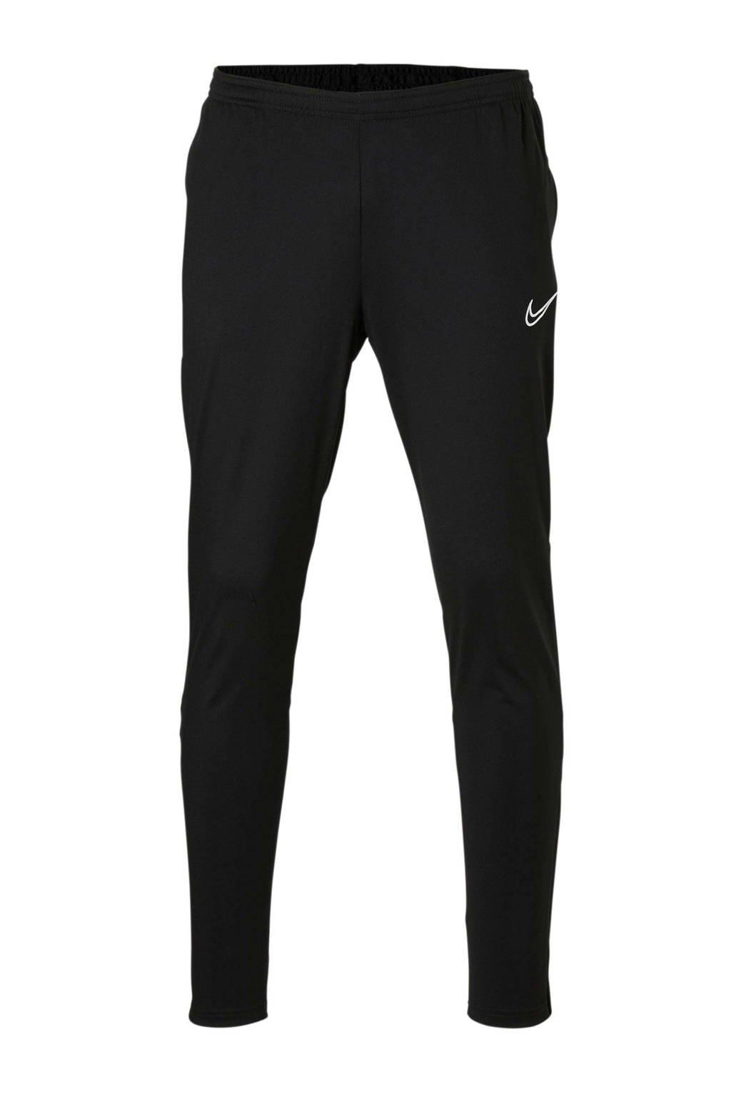 Nike   sportbroek zwart/wit, Zwart/wit