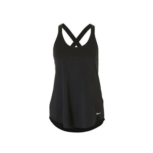 Nike sporttop zwart kopen