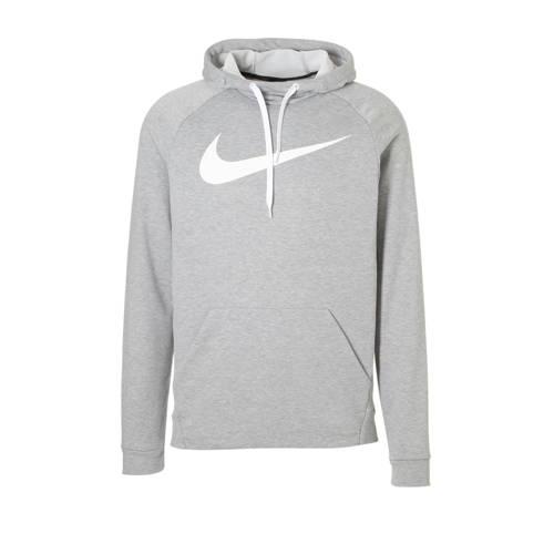 Nike sportsweater grijs/wit kopen
