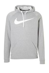 Nike   sportsweater grijs/wit, Grijs/wit