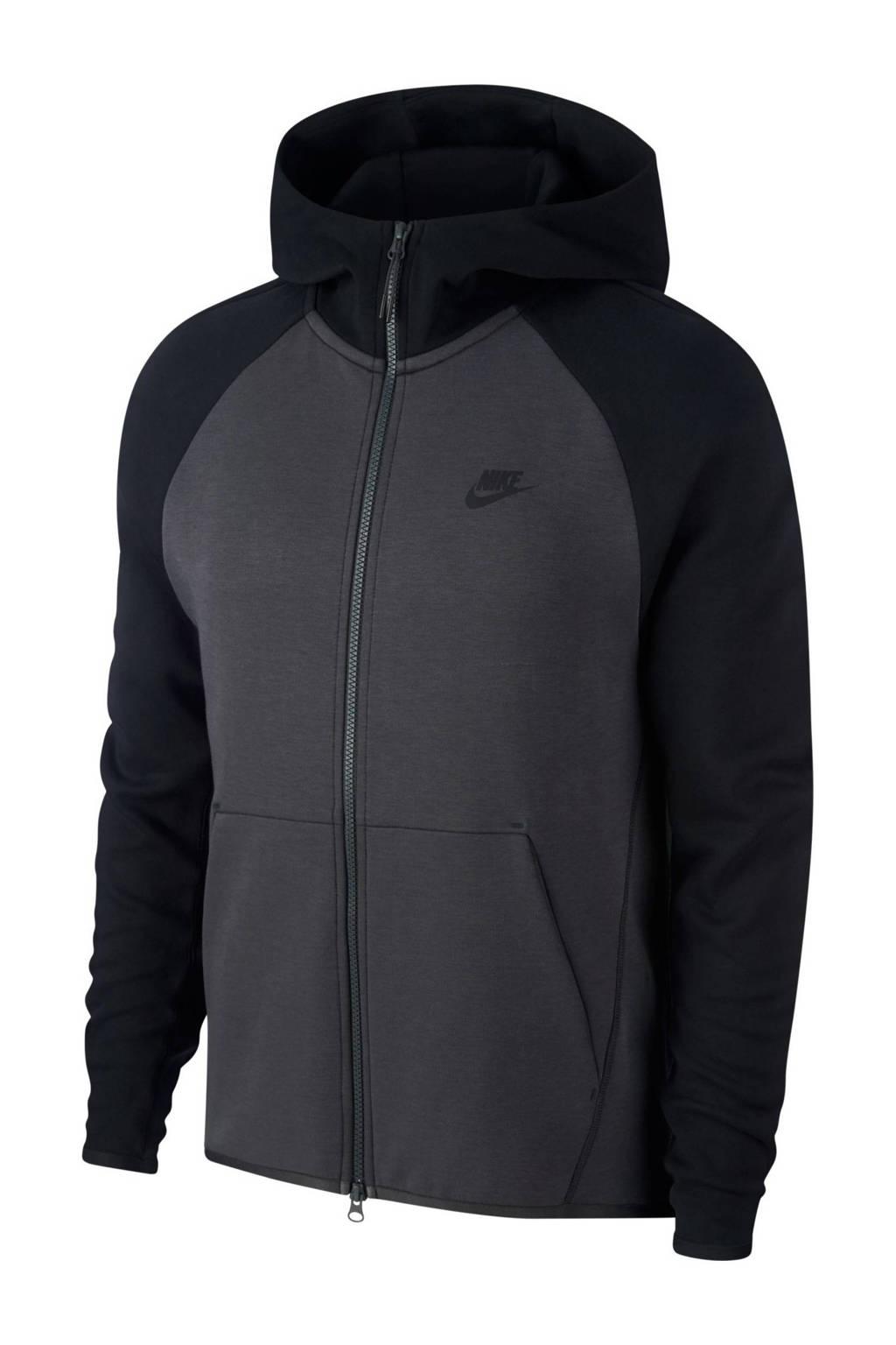 846e647f2504 Nike Tech Fleece vest antraciet
