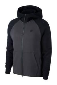Nike Tech Fleece vest antraciet, Antraciet/zwart
