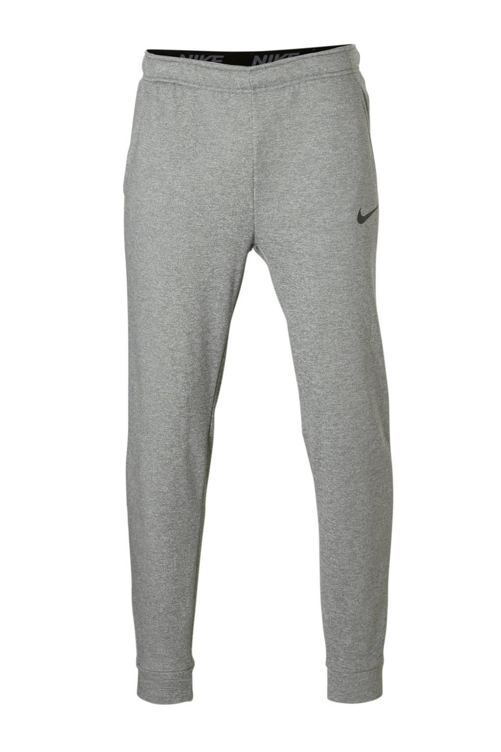 Nike   sportbroek grijs melange, Grijs melange